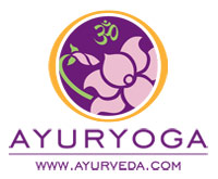 Ayuryoga logo